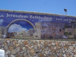 Bethlehem wall